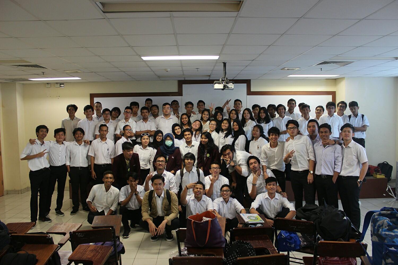Freshmen Enrichment Program (FEP) Binus University